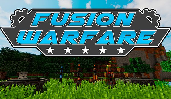 Fusion Warfare Mod for Minecraft 1.7.10