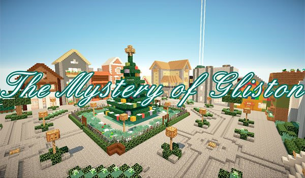 The Mystery of Gliston Map for Minecraft 1.8