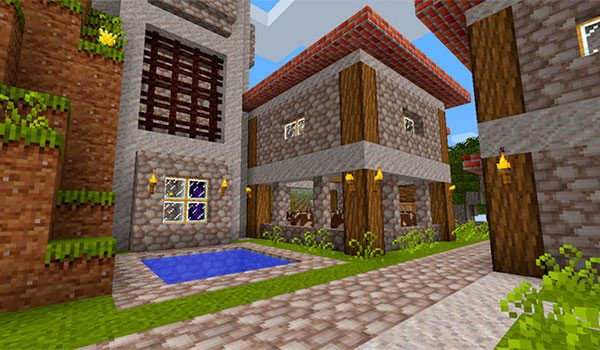 Jehkoba's Fantasy Texture Pack for Minecraft 1.8