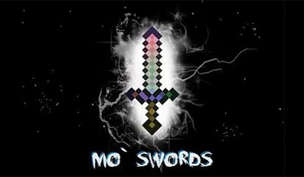 Mo' Swords Mod for Minecraft 1.8