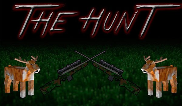 The Hunt Mod for Minecraft 1.7.10