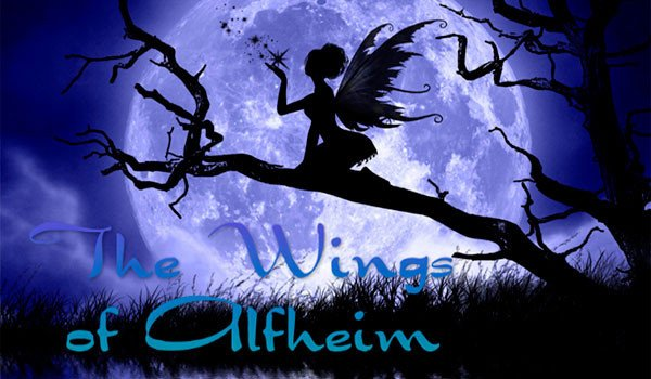 The Wings of Alfheim Mod for Minecraft 1.7.10
