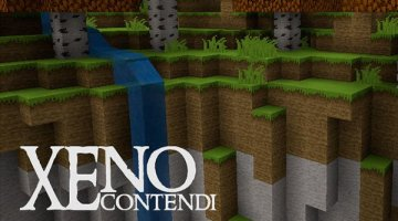 Xenocontendi Texture Pack for Minecraft 1.8