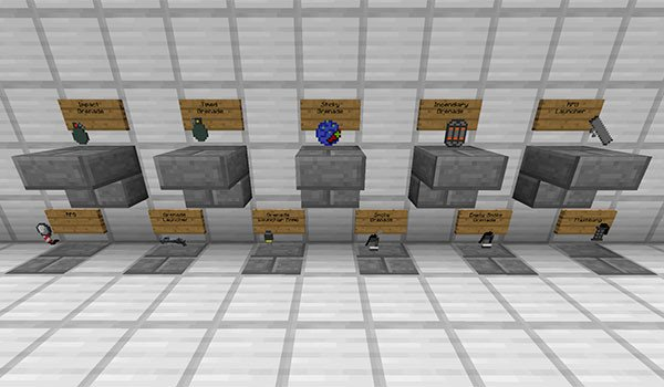 Frag Fest Mod for Minecraft 1.8