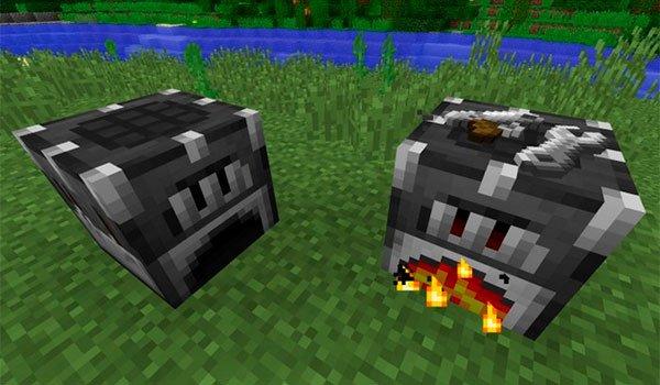 SpectralGuns Mod for Minecraft 1.8