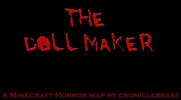 The Doll Maker Map for Minecraft 1.8