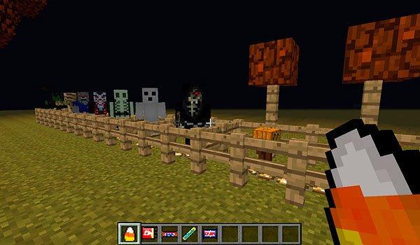 Pipsqueak's Halloween Mod for Minecraft 1.7.10