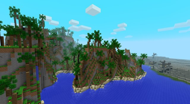 The Biomes O' Plenty Mod