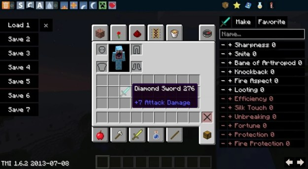Too Many Items Mod 1.9 / 1.8.3 / 1.9.0 (OFFICIAL)