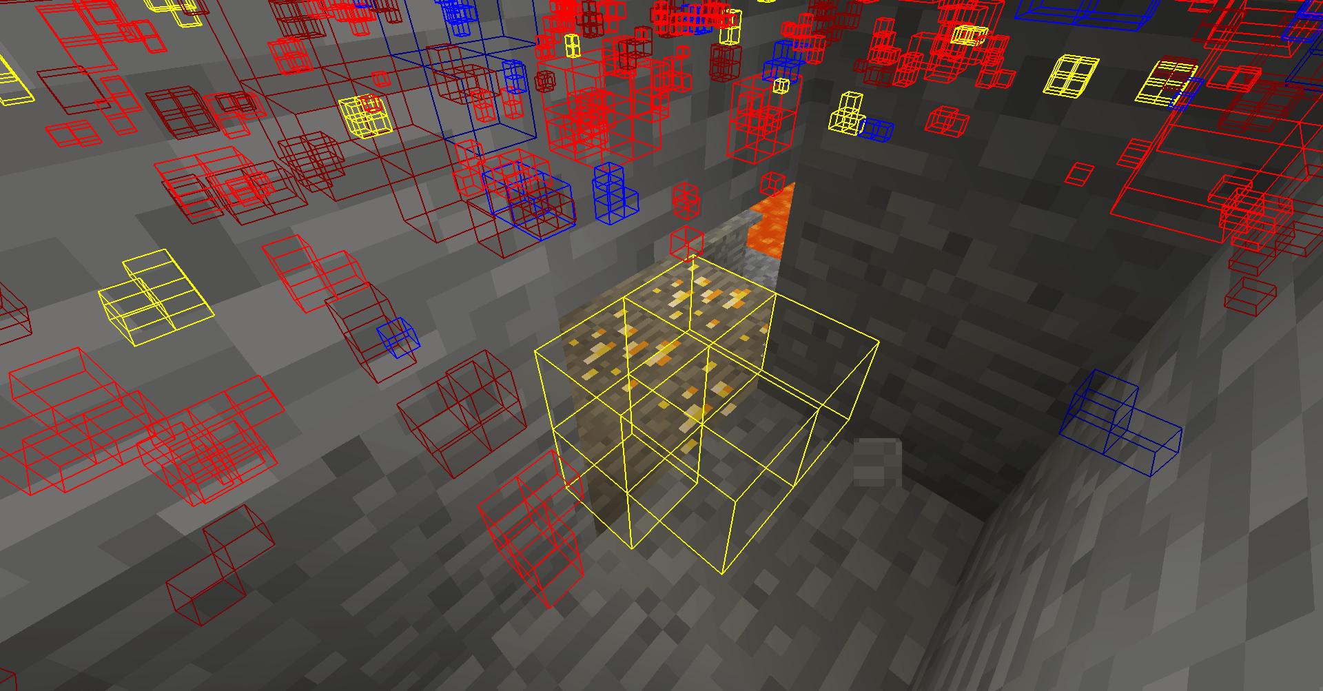 X-Ray Mod (1.7) | Minecraft Mods