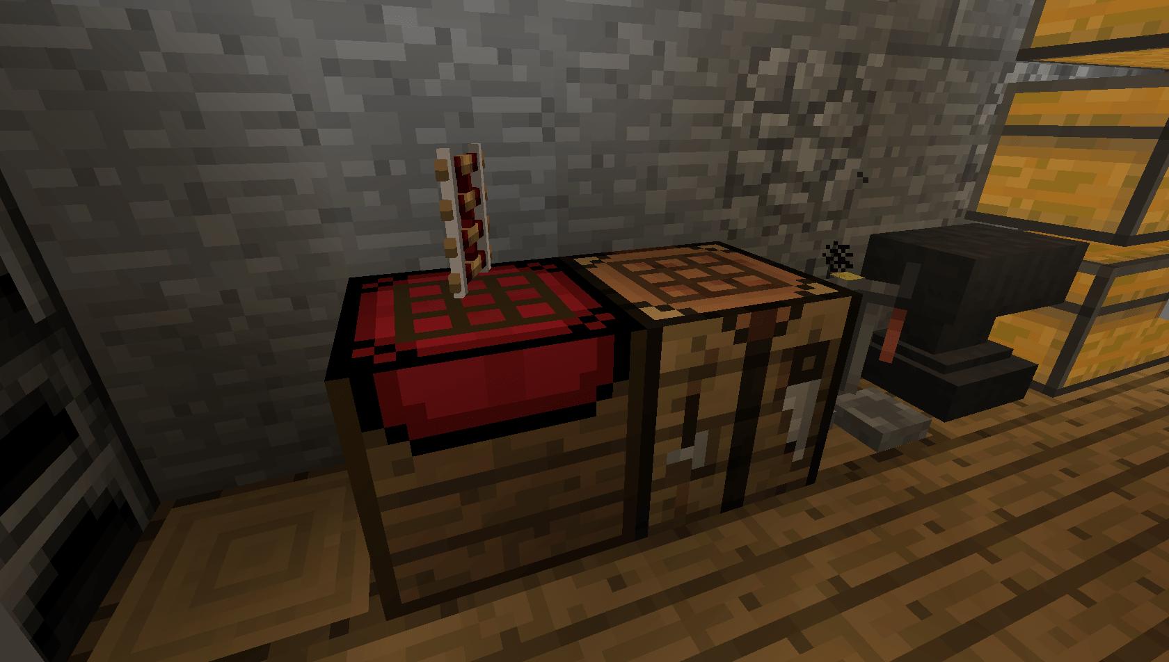 Project Bench Mod Minecraft Mods