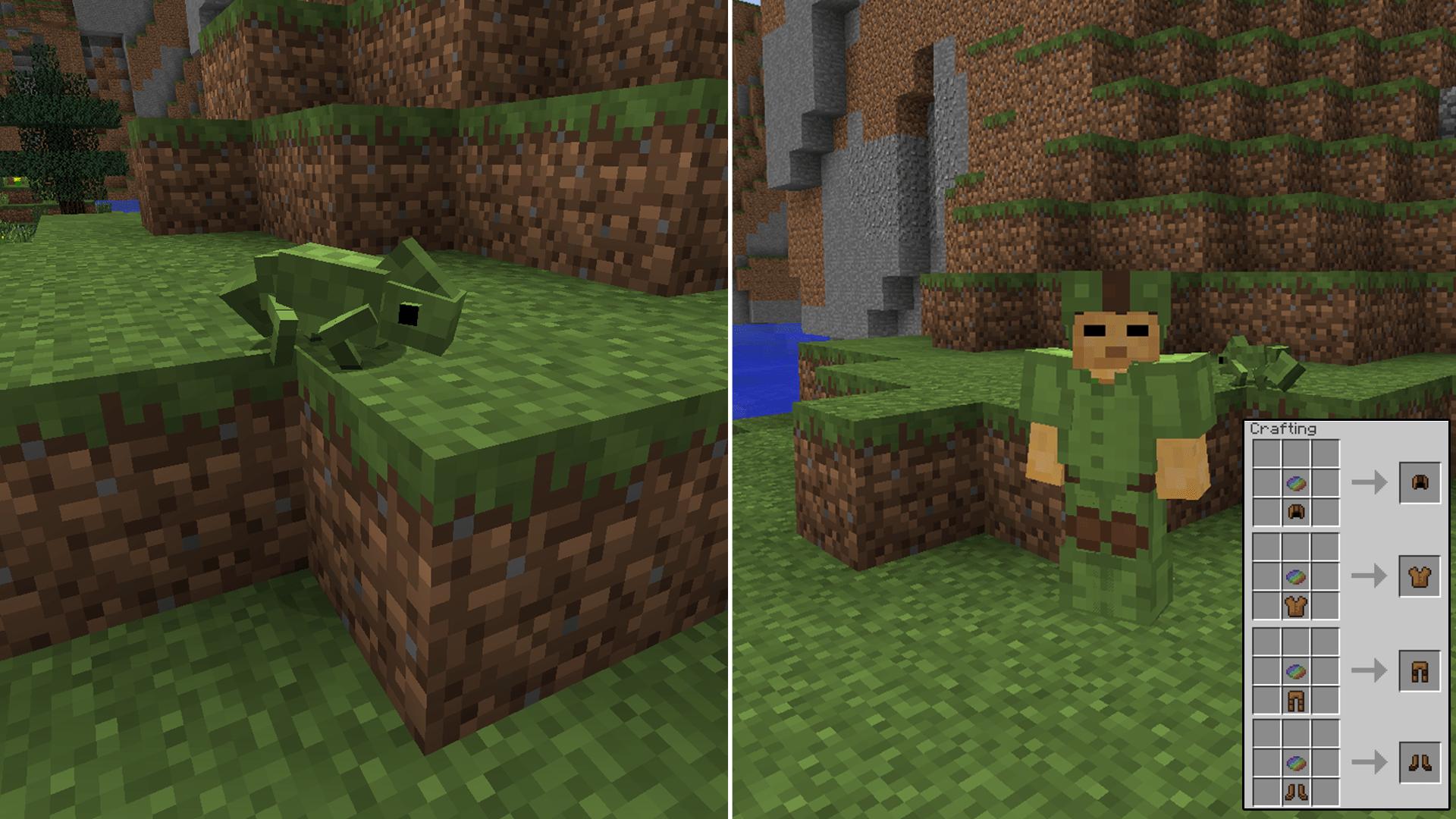 Primitive Mobs Minecraft Mods