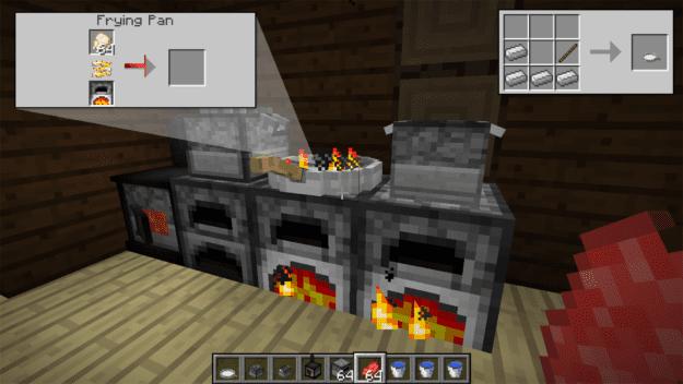 Ex Sartagine 1112  Minecraft Mods