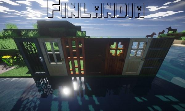 Finlandia Resource Pack 1.10
