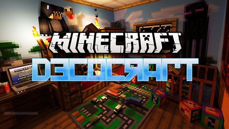 Decocraft Mod for Minecraft 1.11/1.10.2/1.8