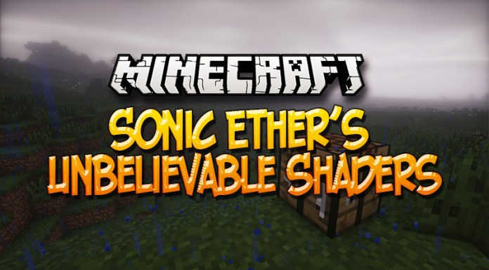 Sonic-Ether's-Unbelievable-Shaders-mod