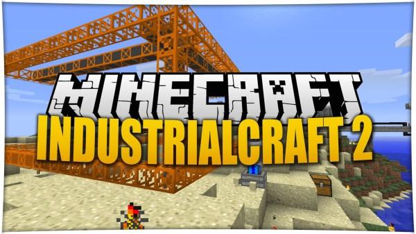 Industrial Craft Mod for Minecraft 1.12/1.10.2/1.9.4 ...