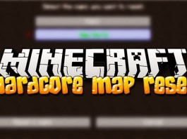 Hardcore-Map-Reset-Mod