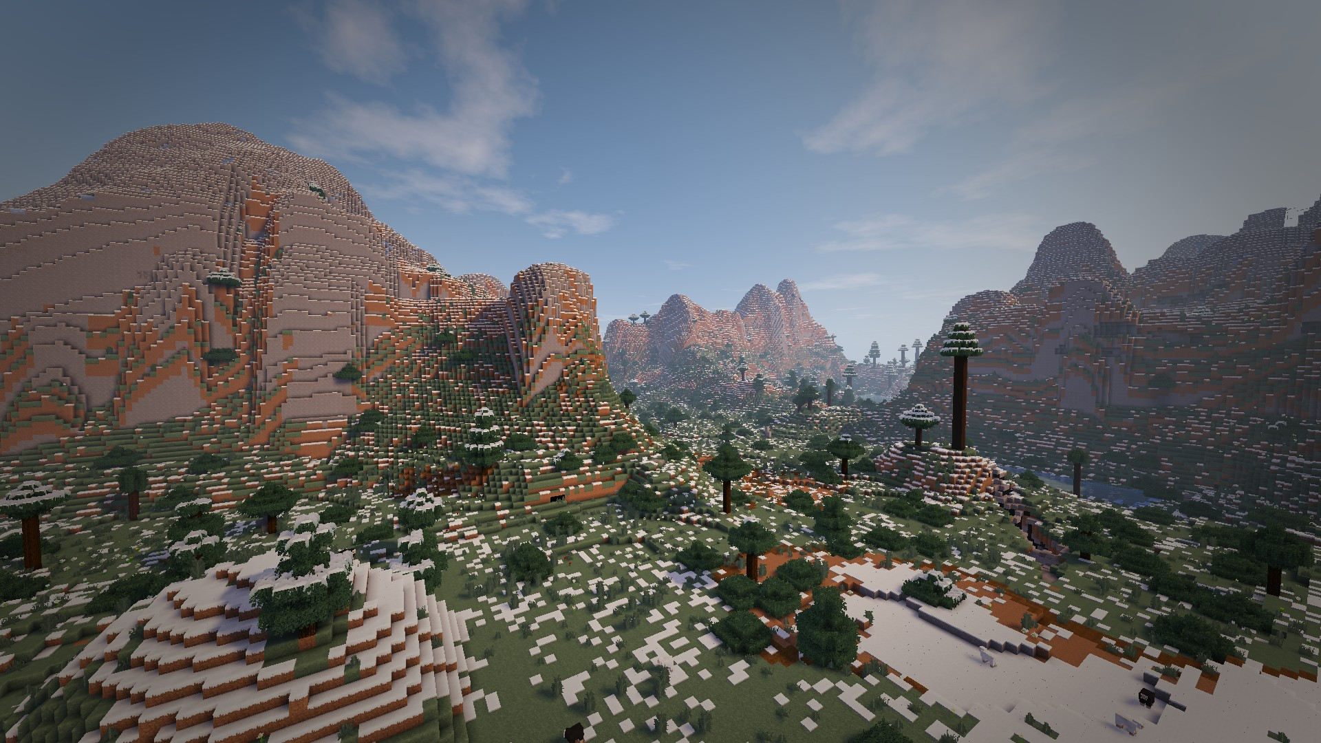 Biome Bundle Mod for Minecraft 112111121102194