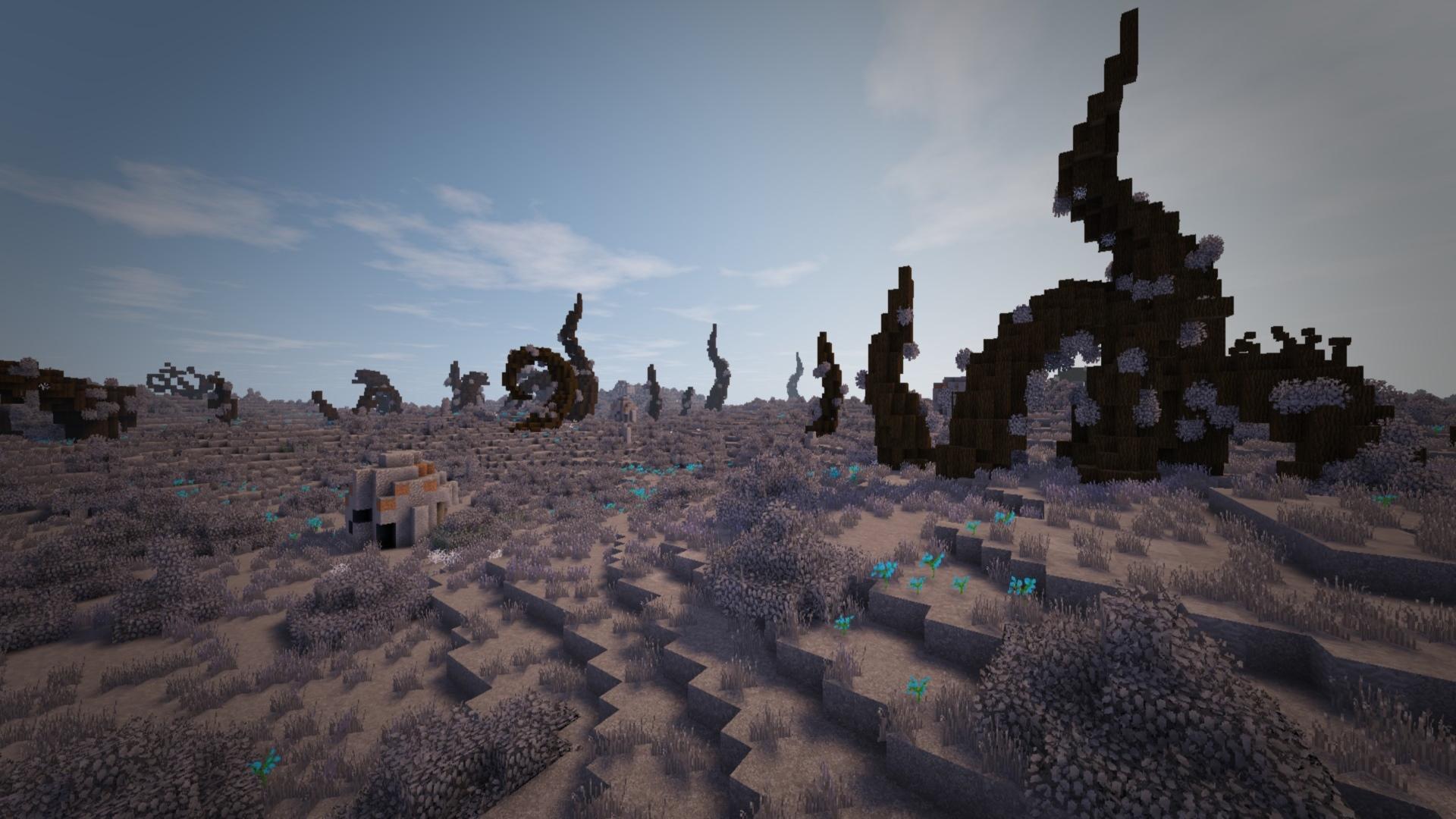 Biome Bundle Mod For Minecraft 112111121102194 MinecraftOre
