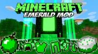 Emerald Mod for Minecraft 1.7.10 | MinecraftOre