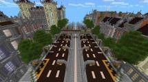 Download Minecraft PE City Map