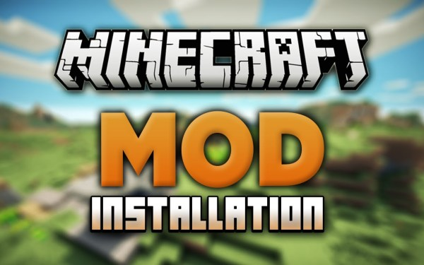 How to install Minecraft Mods Thumbnail
