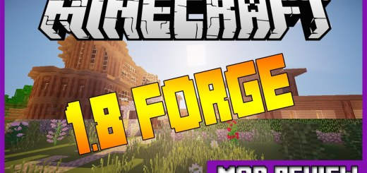 Minecraft Forge Thumbnail