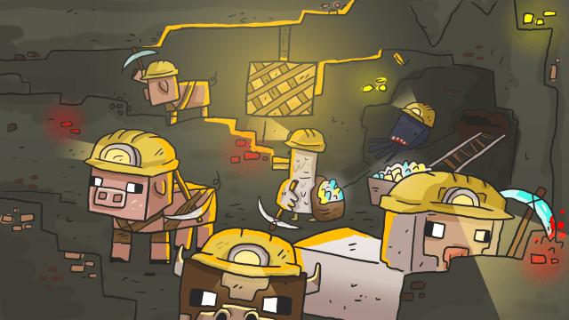 Top 10 Minecraft Wallpapers 1/10
