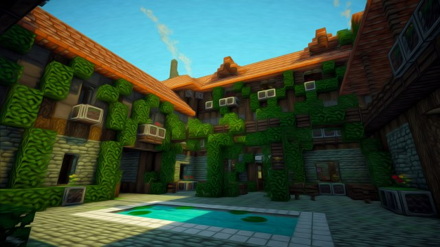 Top 10 Minecraft Wallpapers 8/10