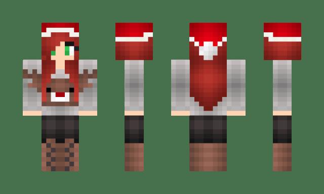 Minecraft Christmas Skin 5