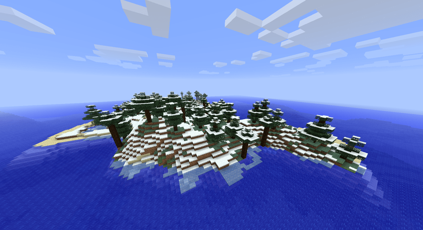 Snow Islands