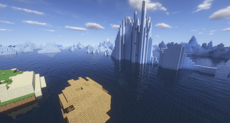 The Titanic - Minecraft Seeds (Java Edition)