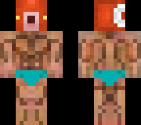 Magikarp  Minecraft Skins
