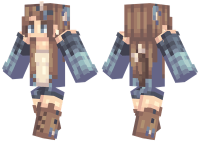 Country Kitty Minecraft Skins