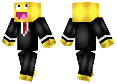 Lolface Minecraft Skins