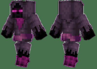 Raven Minecraft Skins