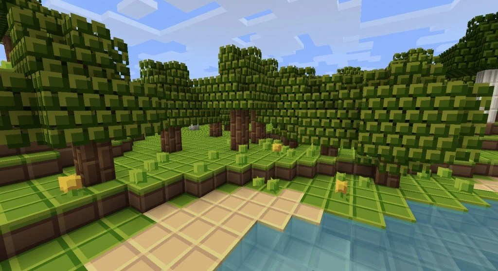 ZekoCraft Texture Pack Minecraft 1.8 - Jugar Minecraft