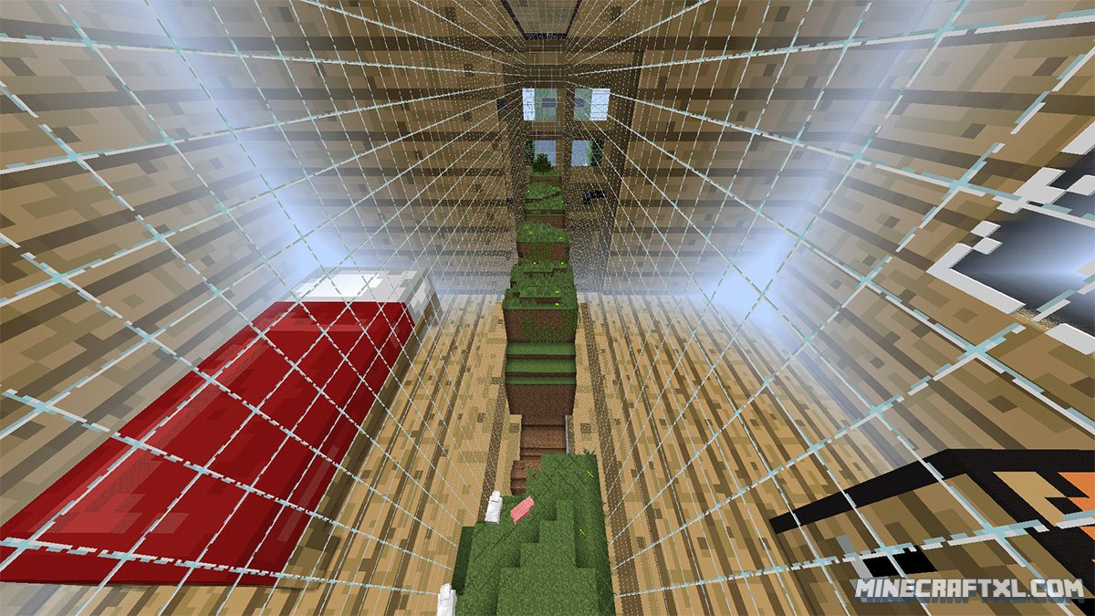 Ant Farm Survival Map Pack Download for Minecraft 1710