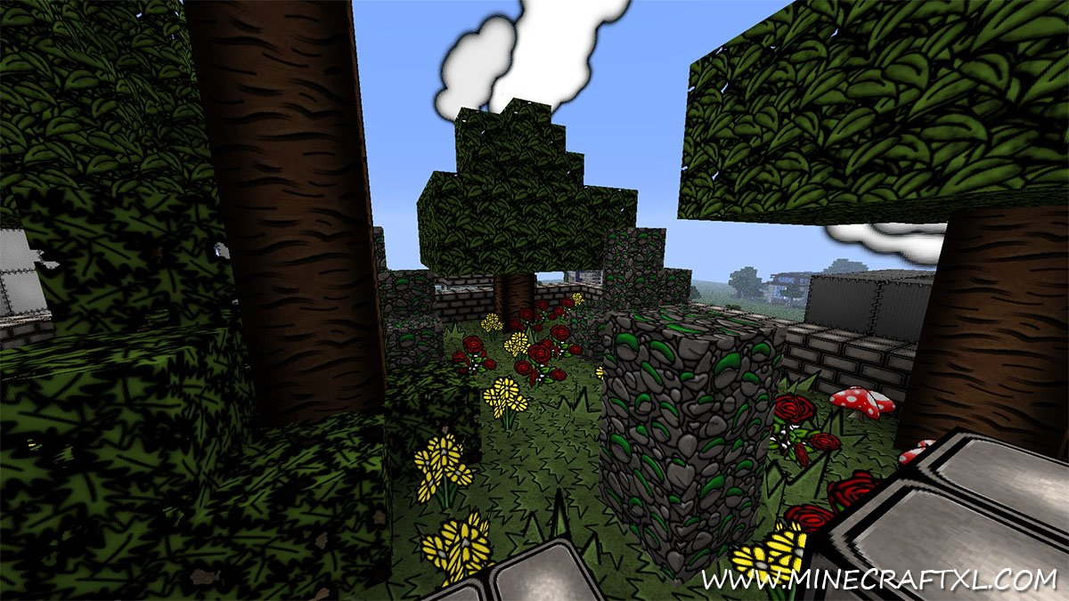 Block Every Item 7 Minecraft 1 And 2