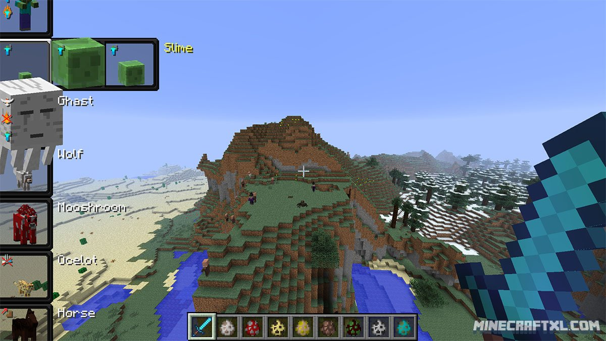 Morph Mod Download For Minecraft 1710164 MinecraftXL