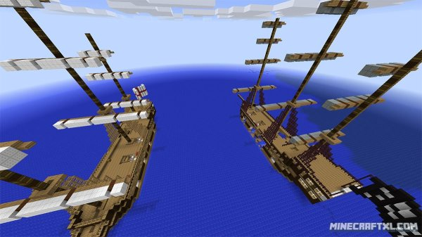 pirate ship minecraft # 53