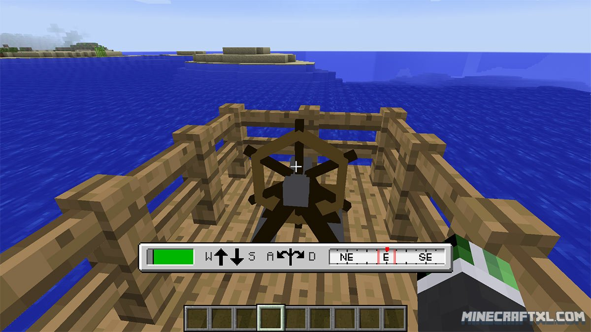 Ships Mod Download For Minecraft 1710