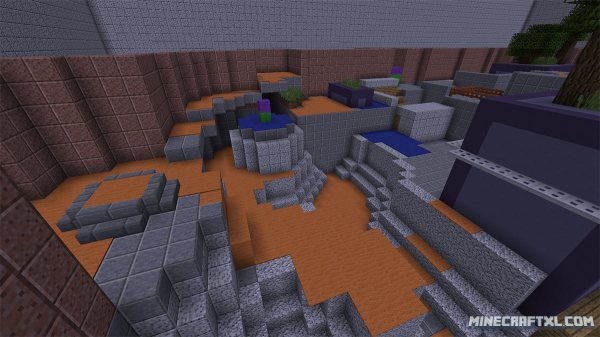 Splatoon Map Download for Minecraft 18