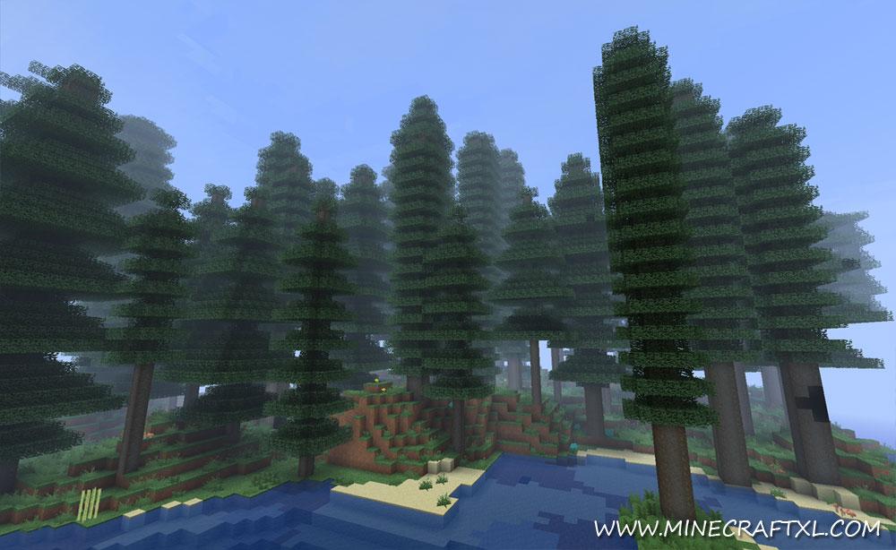 ExtraBiomes XL Mod Download For Minecraft 162 Minecraft XL