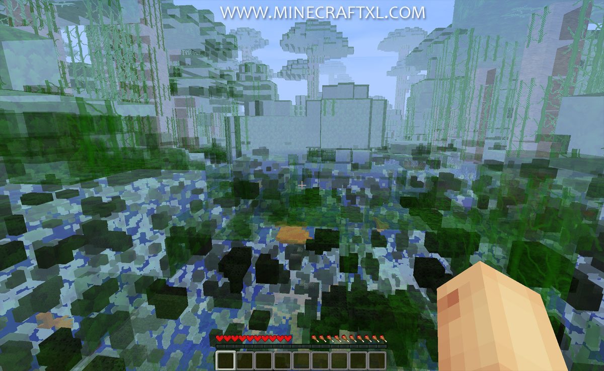 Download Rabrg Minecraft 162 Hacked Client