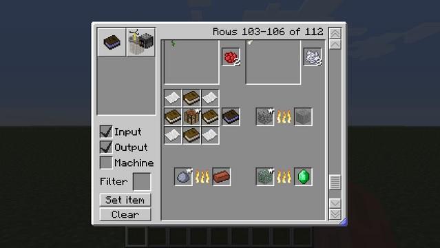 CraftGuide Mod 1.16.5/1.15.2