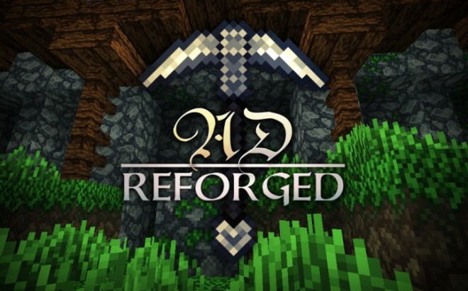 AD Reforged Resource Pack 1