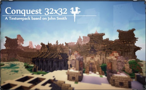 Conquest Resource Pack 1.16.5/1.15.2