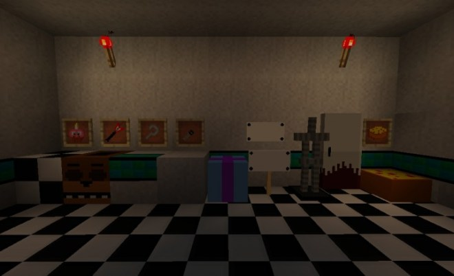 Five Nights at Freddy's 2 Resource Pack